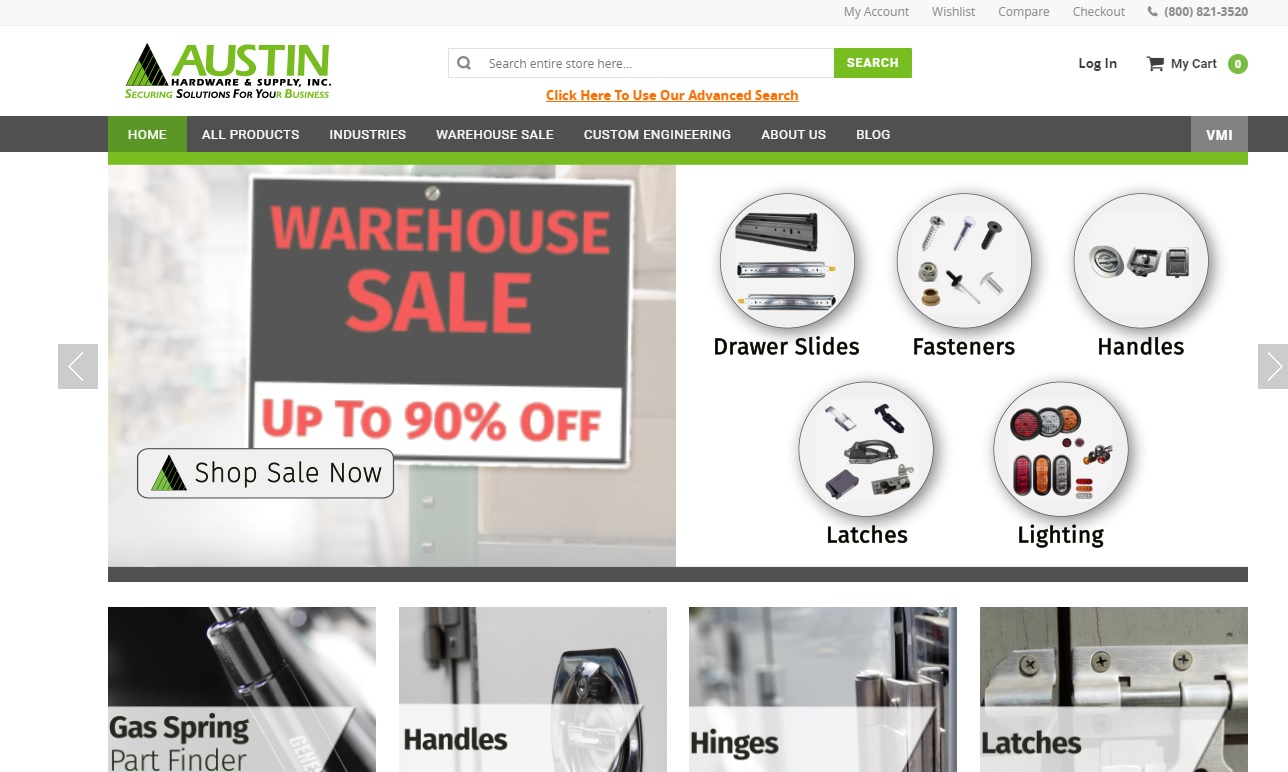 Austin Hardware & Supply, Inc.