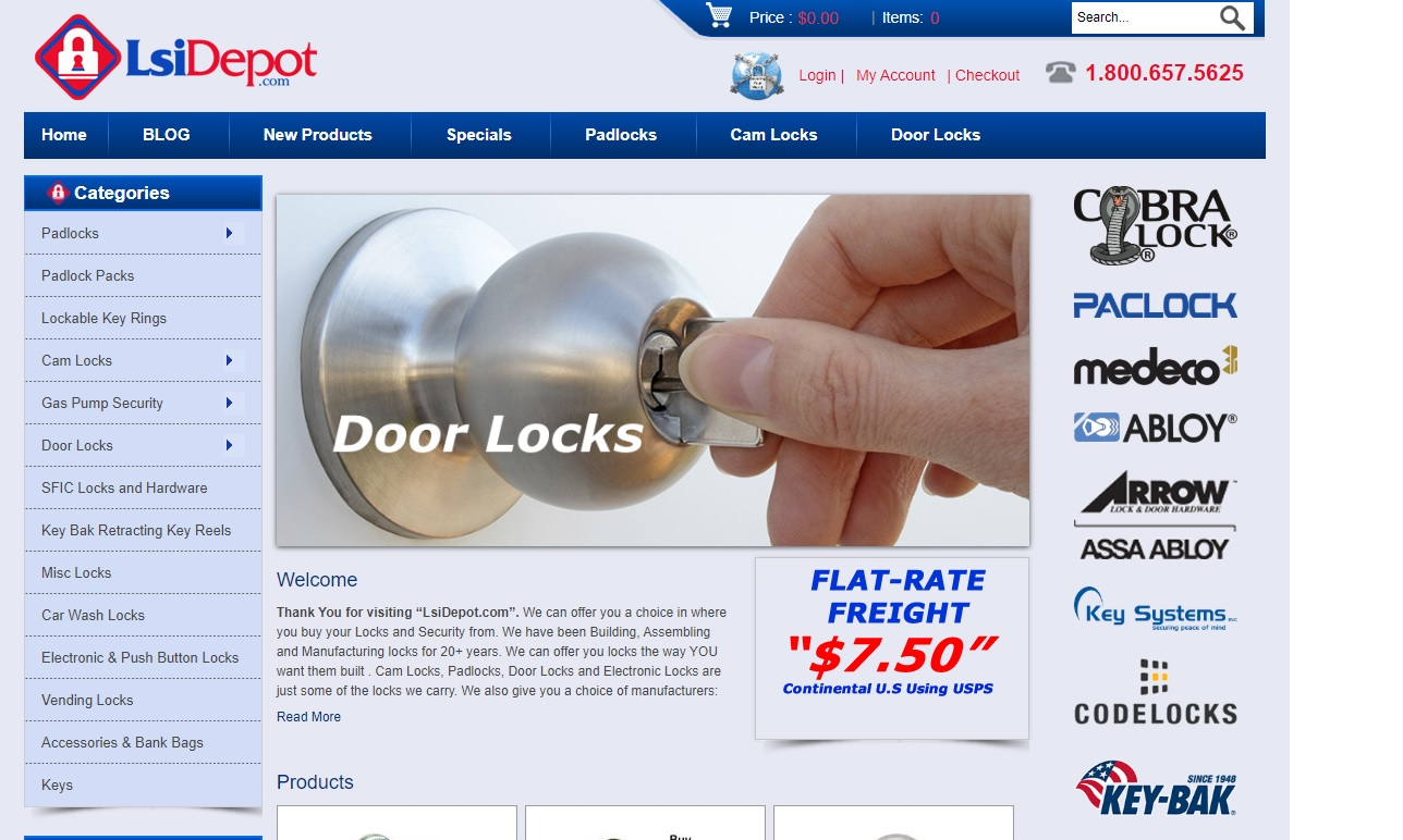 Locking Systems International Inc.